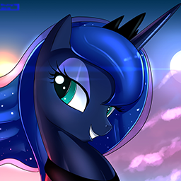 Luna Is In